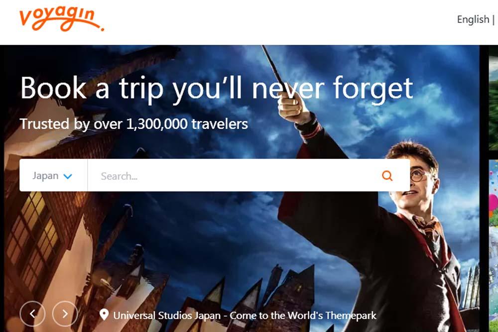 Voyagin: сервис по бронированию билетов в Азии и Европе