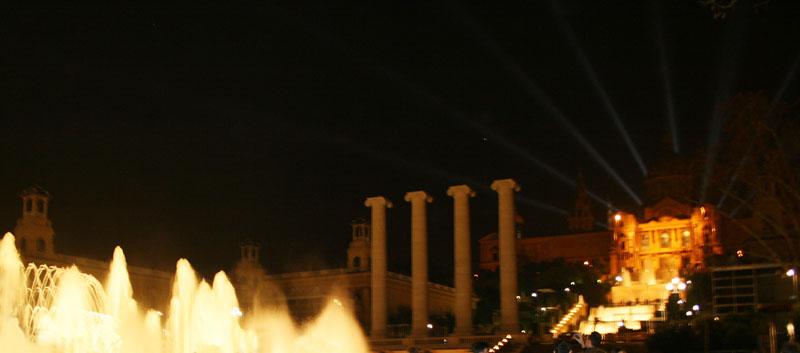 Барселона. Музей Каталонии