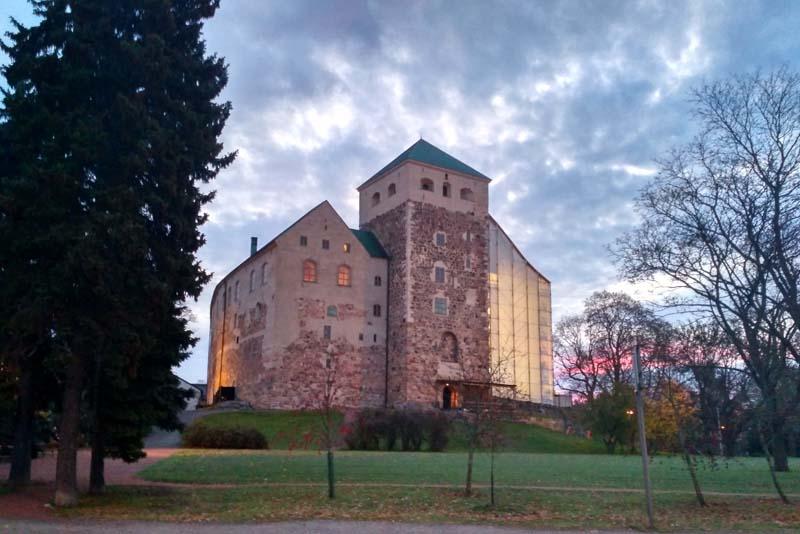 Турку. Абосский замок