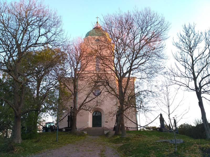 Церковь Суоменлинны