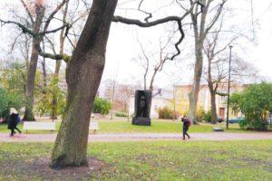 Турку памятник Арвидсону