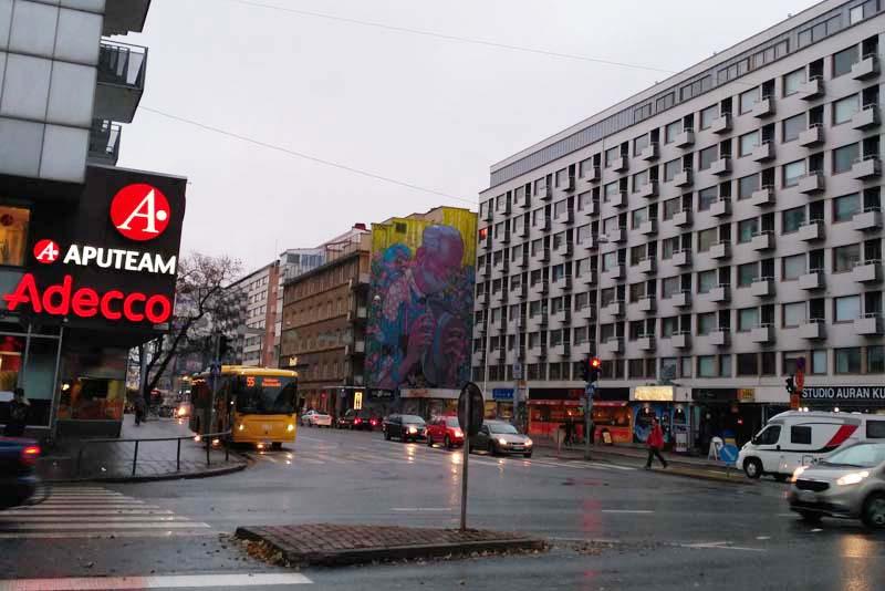 Турку граффити
