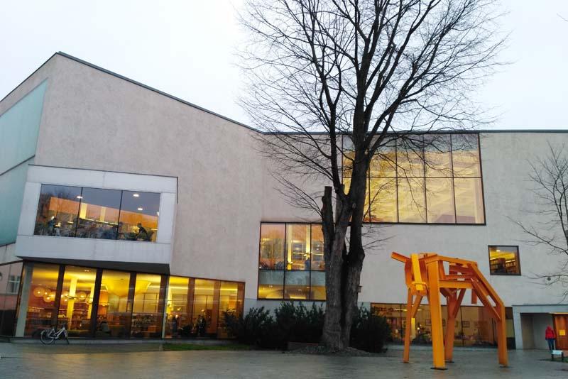 Турку библиотека