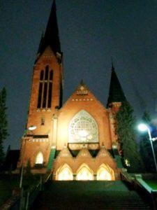 Турку Церковь Святого Михаила