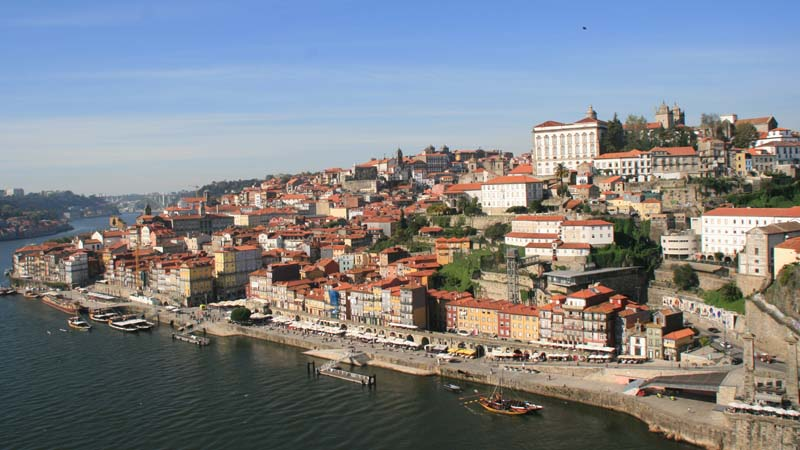 Стоповер: Как мы летали в Португалию