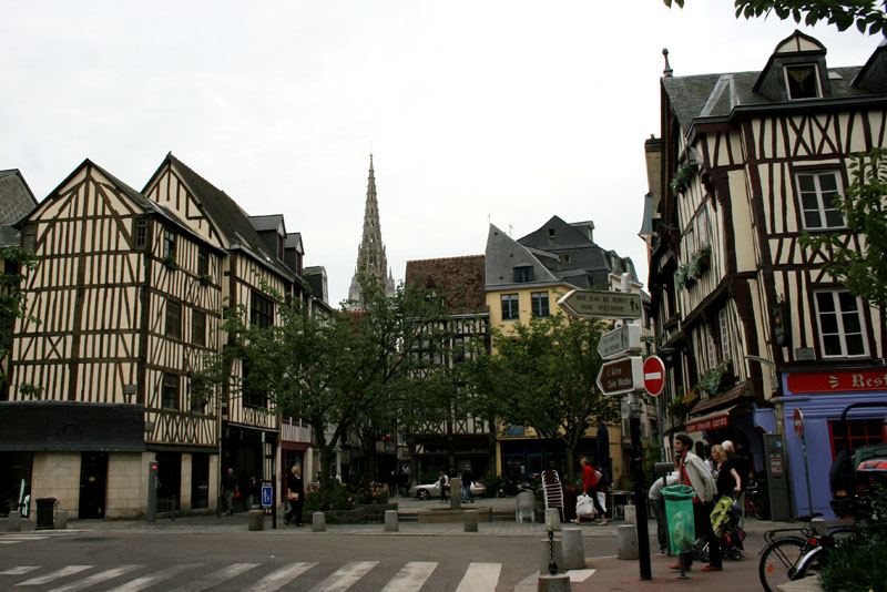 Куда съездить из Парижа на 1 день