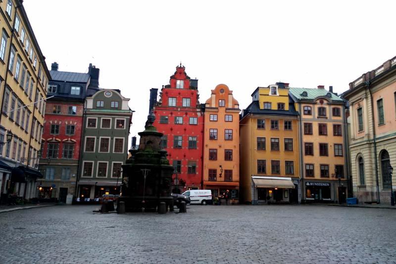 Стокгольм за 1 день. Маршрут прогулки по городу и музеям