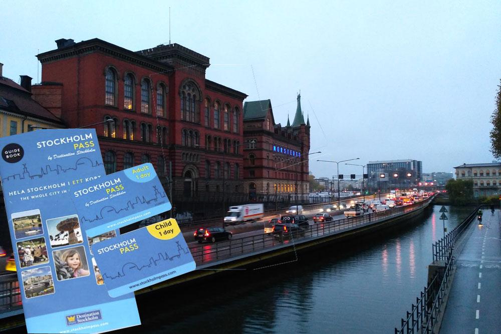 Stockholm Pass/Стокгольм Пасс: Посещение музеев и перемещение по Стокгольму для экономных