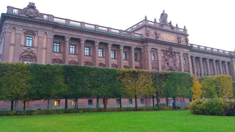 Стокгольмский парламент