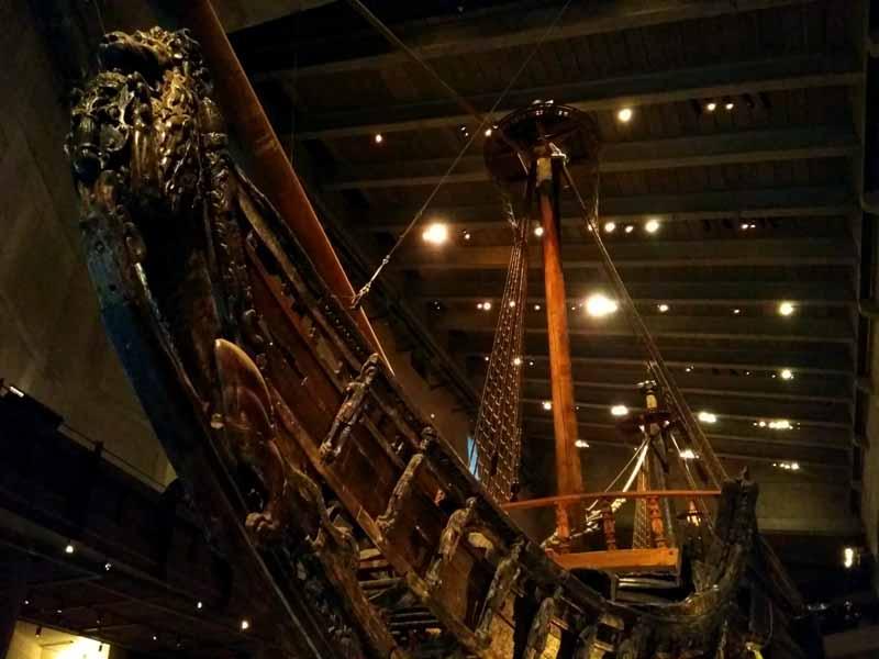 Музей «Васа» / Vasa Museet