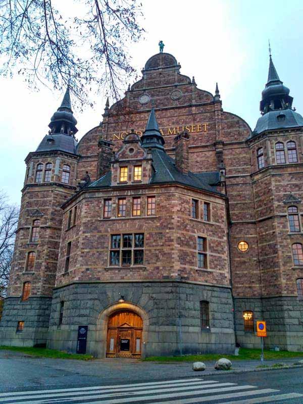 Музей северных стран / Nordiska Museet