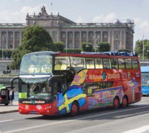 Стокгольм автобус