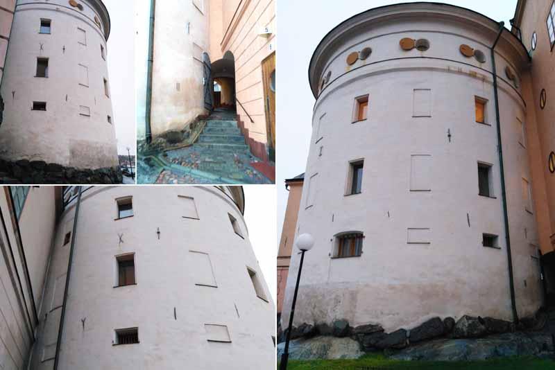 Стокгольм. Башня ярла Биргера