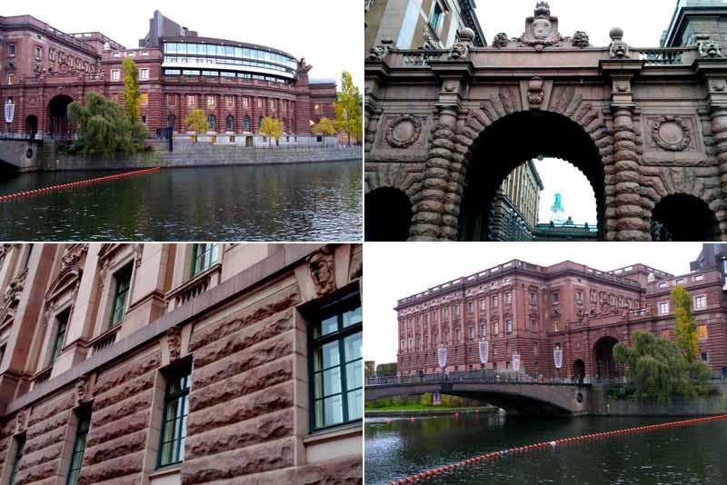 Стокгольм. Парламент