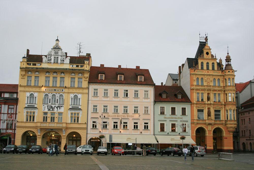 Прага — Ческе-Будеёвице. Как добраться