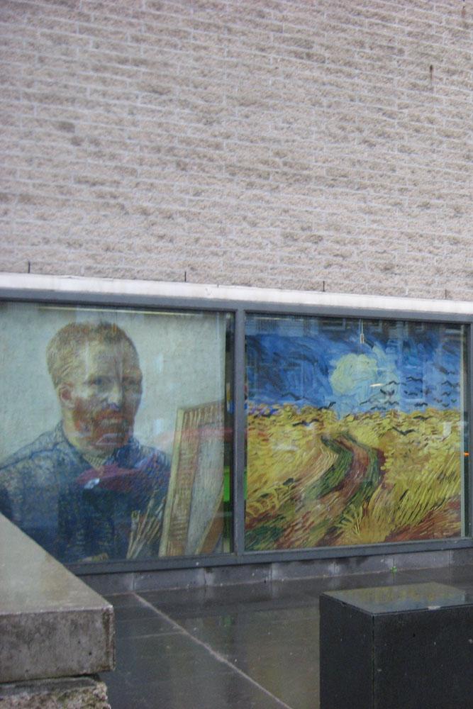 Амстердам. Топ-10 достопримечательностей. Музей Ван Гога