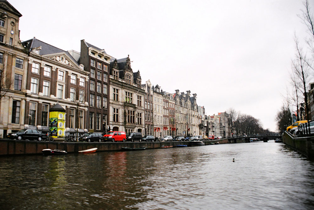 Амстердам. Топ-10 достопримечательностей