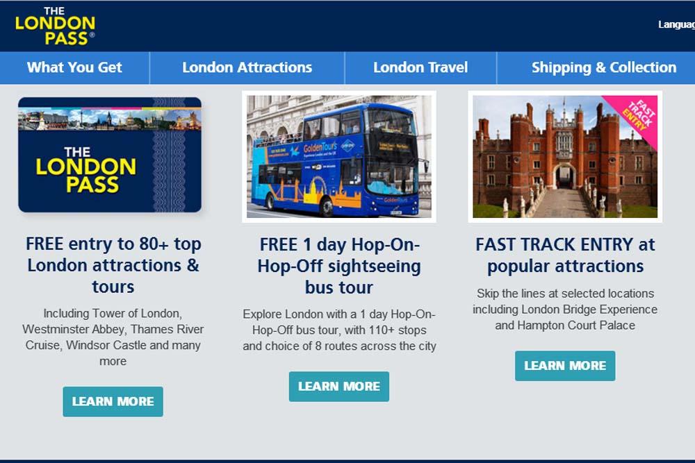 Лондон пасс / The London Pass: зачем покупать и кому он нужен