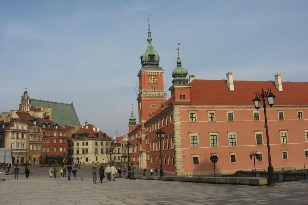 Варшава за 1 день