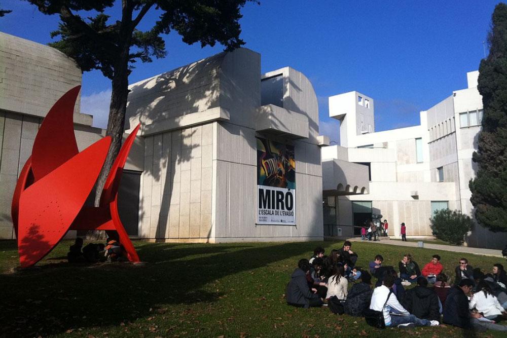 Фонд Хуана Миро /Fundacio Joan Miro