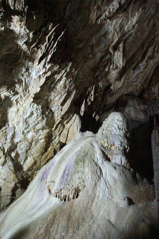 Новый Афон. Пещеры