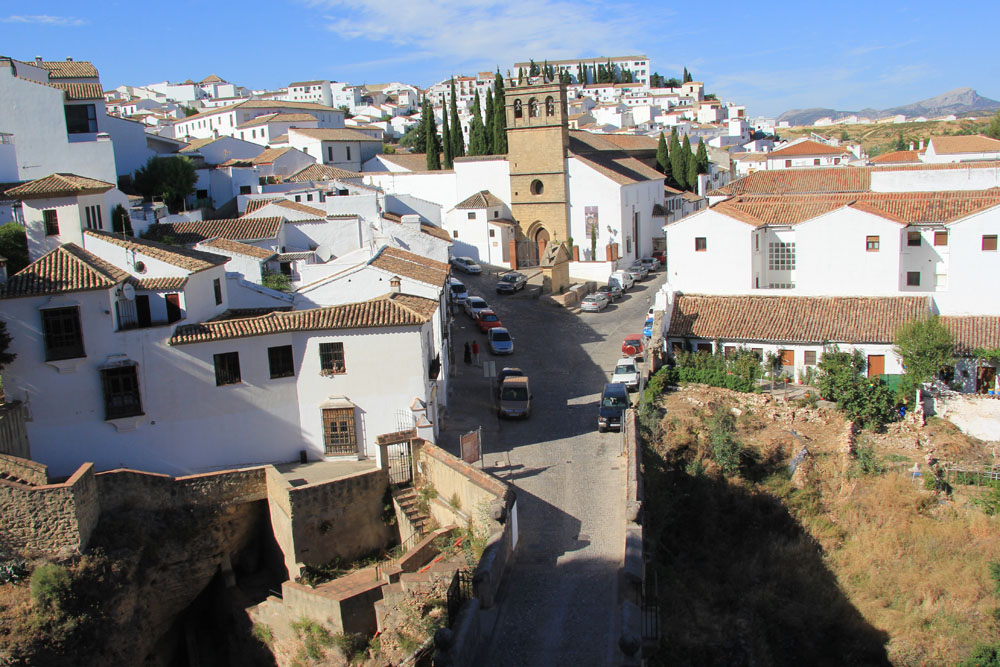 Ронда. Андалусия