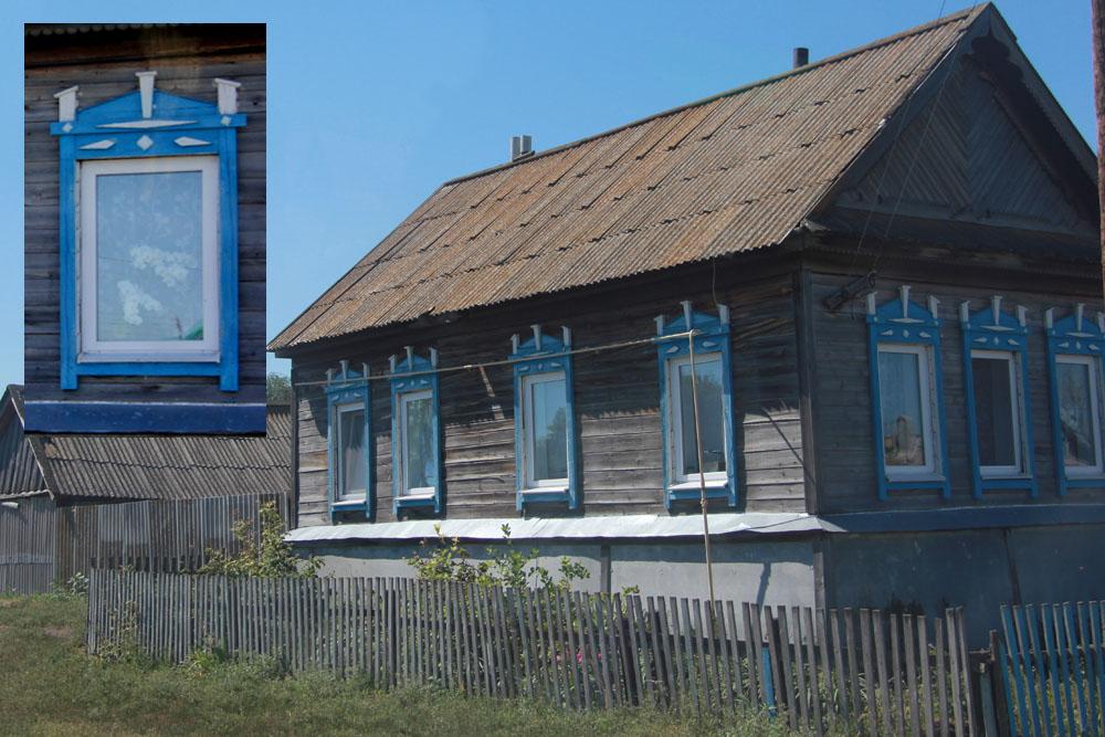 Поездка в Поповку (Хвалынский район)