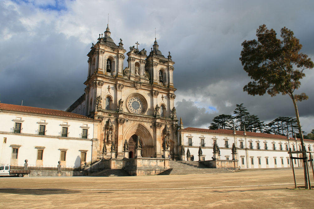 Монастырь Алкобаса