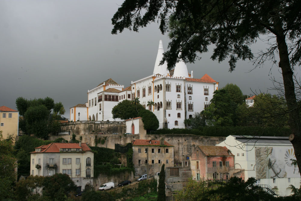 Дворец Синтра