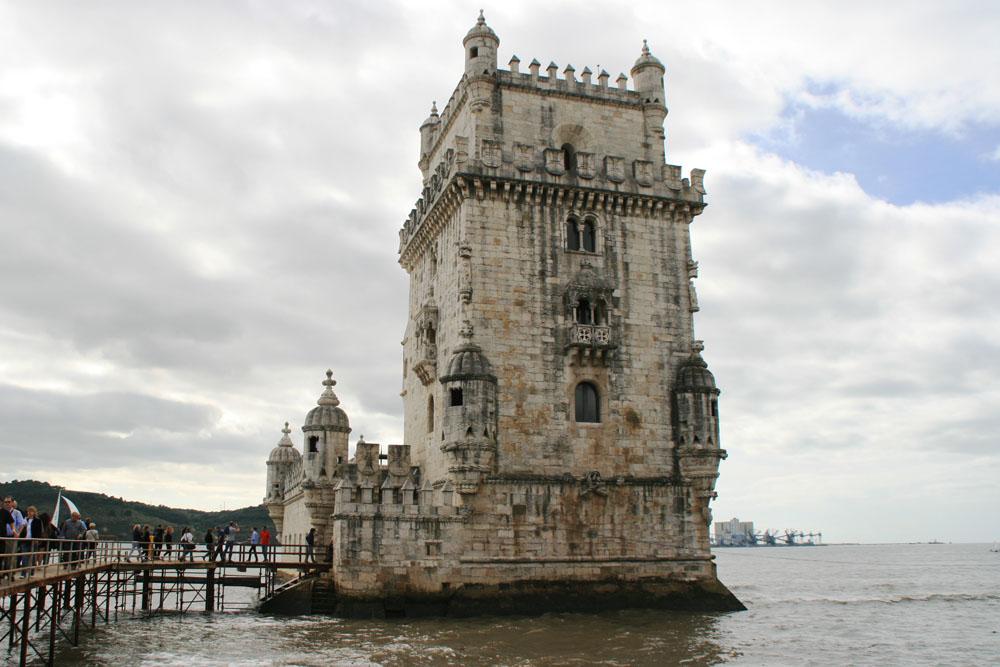 Лиссабон Башня Белен