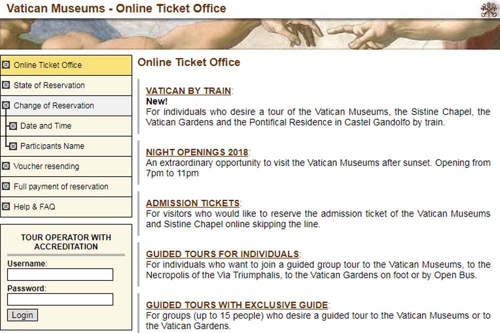 Музеи Ватикана: как купить билеты онлайн. Инструкция