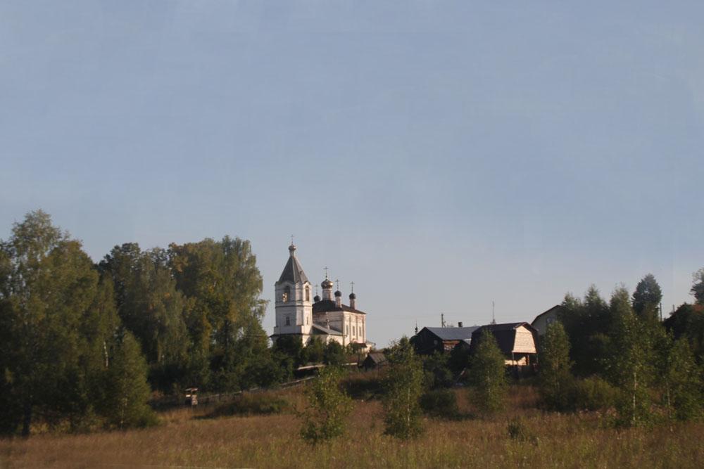 Михайловское. Церковь Михаила Архангела
