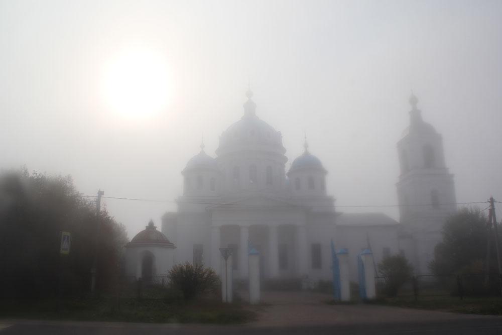 Новое Церковь Сошествия Святого Духа