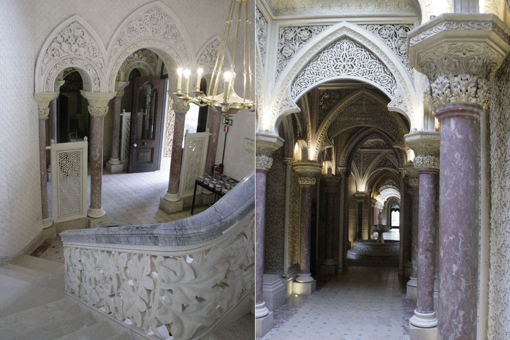 Дворец Монсеррат. Синтра
