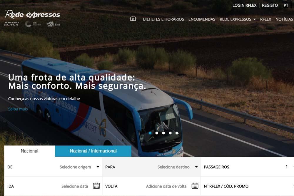 Автобусом по Португалии