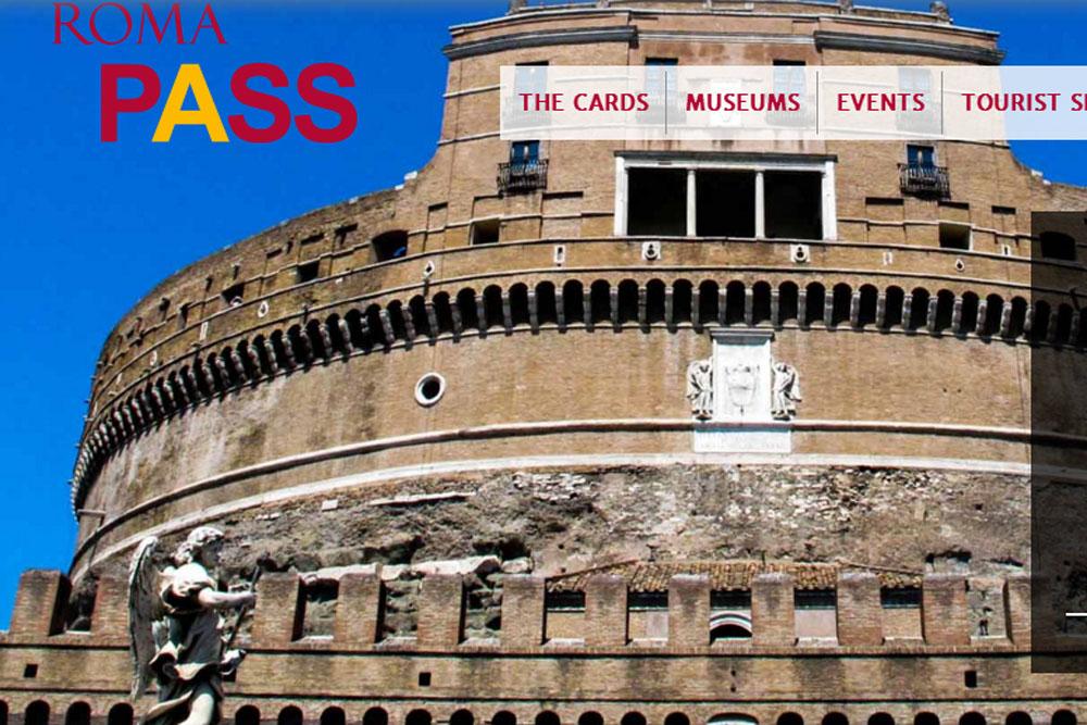 Roma Pass / Рома Пасс: мой отзыв