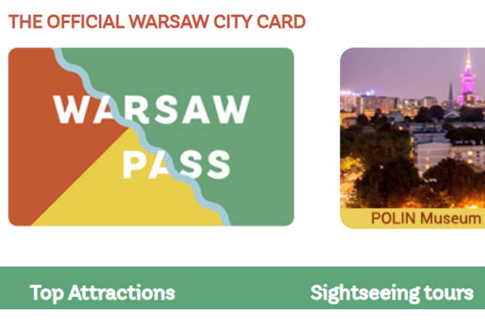 Варшава Пасс / Warsaw Pass: как пользоваться музейной картой Варшавы