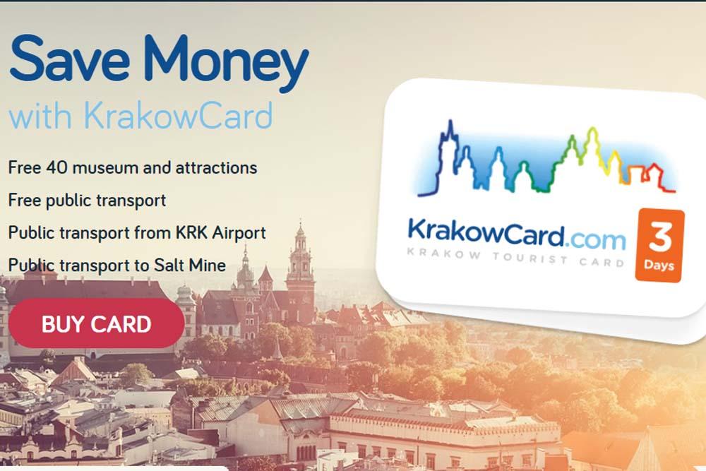 Krakow Card / Краков кард — осматриваем Краков с музейной картой