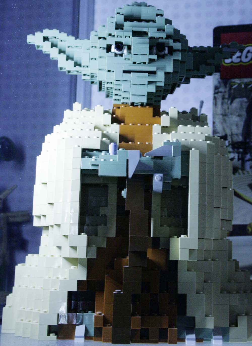 Музей игрушек Лего