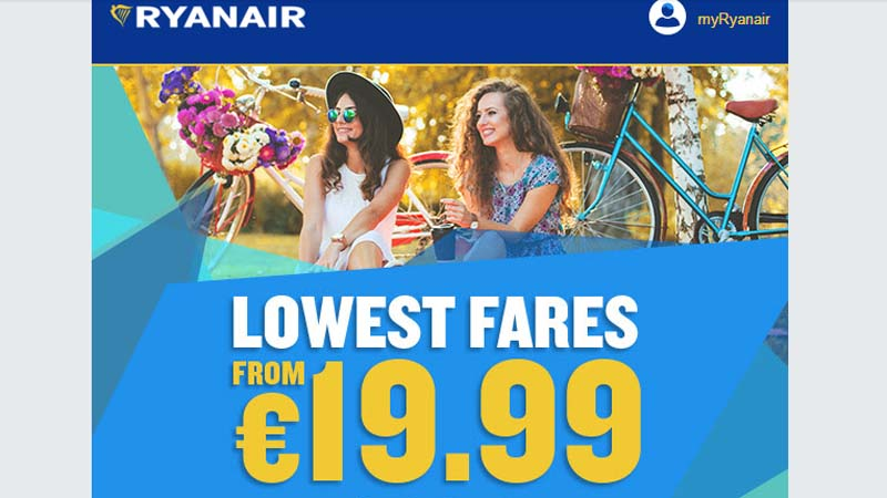 Как купить дешевые авиабилеты Ryanair, или Как летать лоукостером. Инструкция по применению