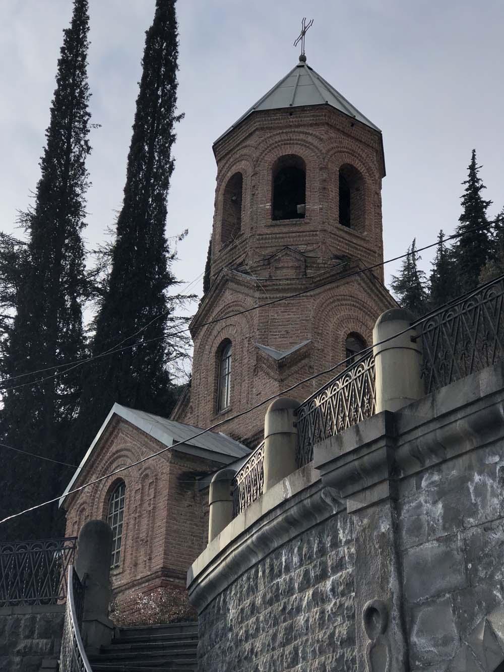 Церковь Святого Давида в Тбилиси