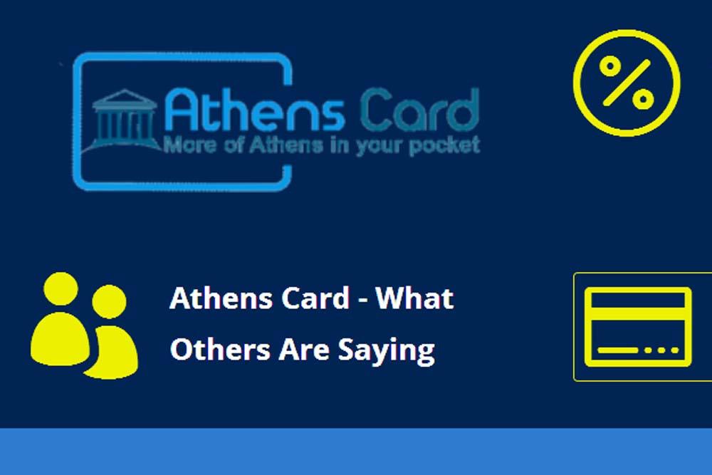 Athens Card / Афины кард: музейная карта в Афинах