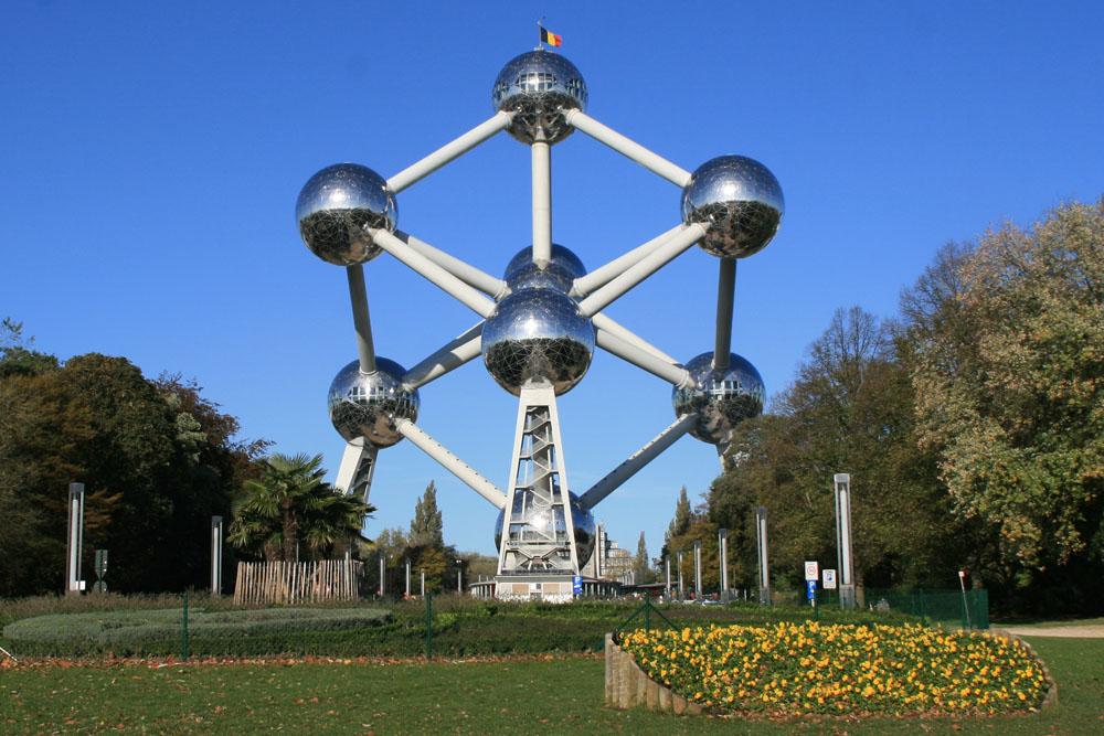 Брюссель. Атомиум