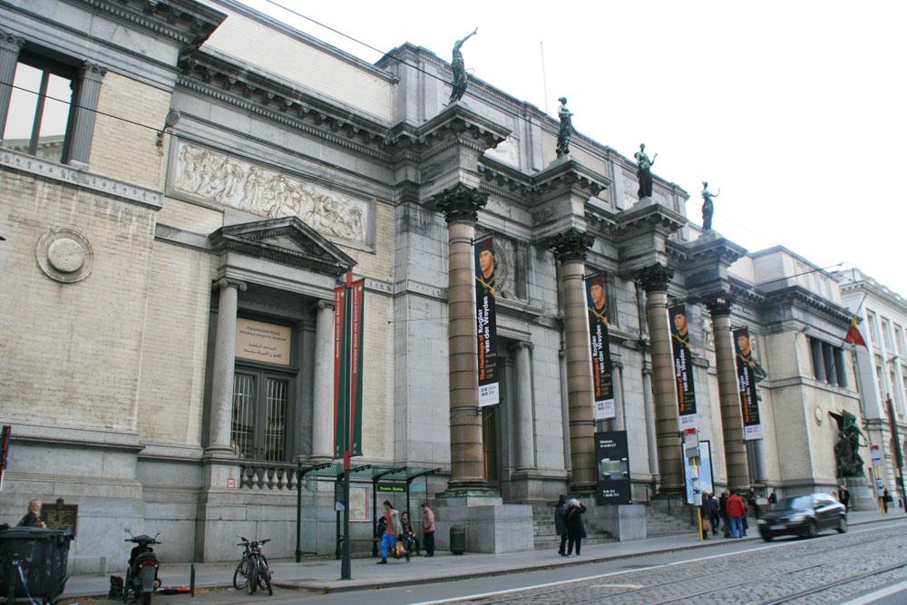 Королевские музеи изящных искусств Брюсселя