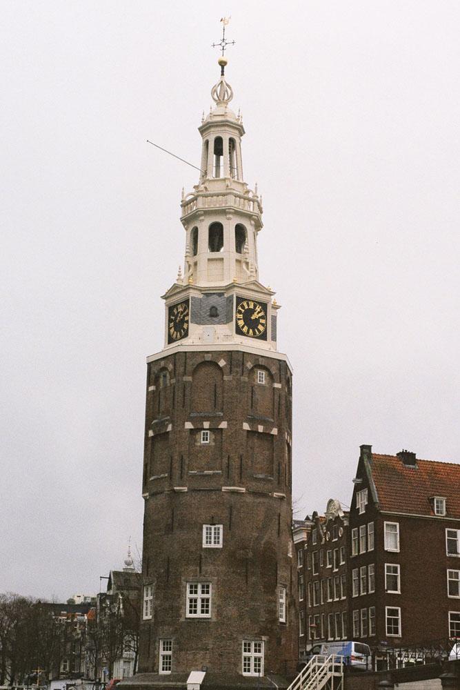 Амстердам. Топ-10. Монетная башня