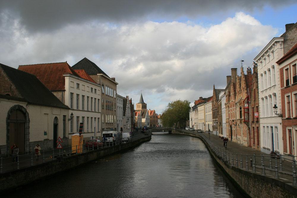 Брюгге. Самостоятельное путешествие в Бельгию