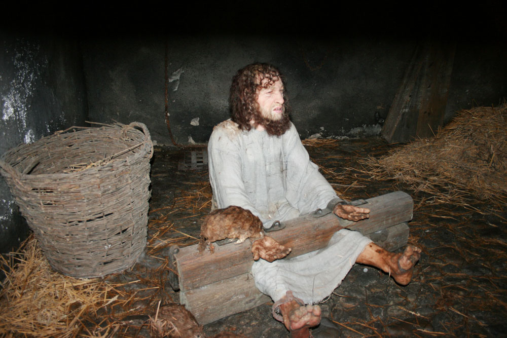Чески Крумлов Ратуша Музей пыток