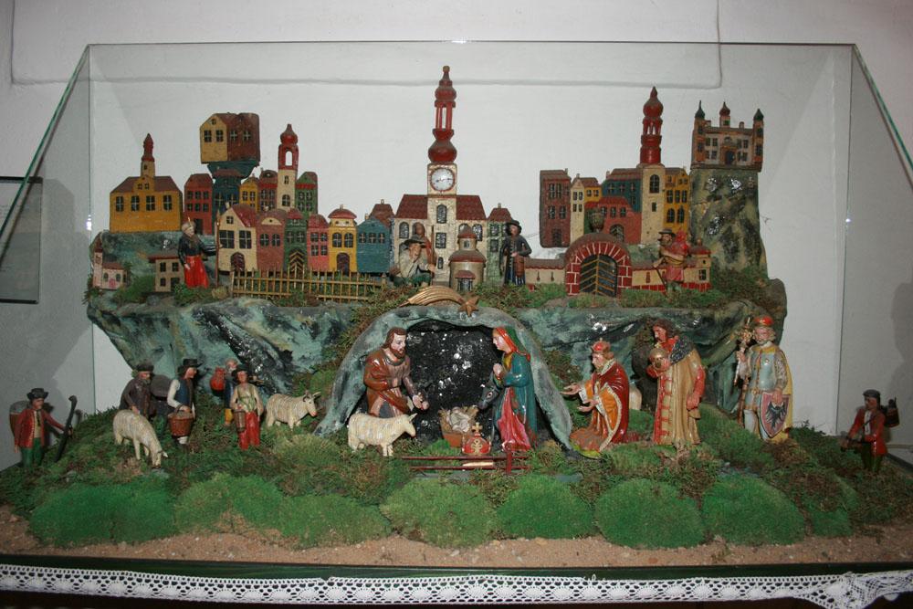 Карлштейн Музей вертепов