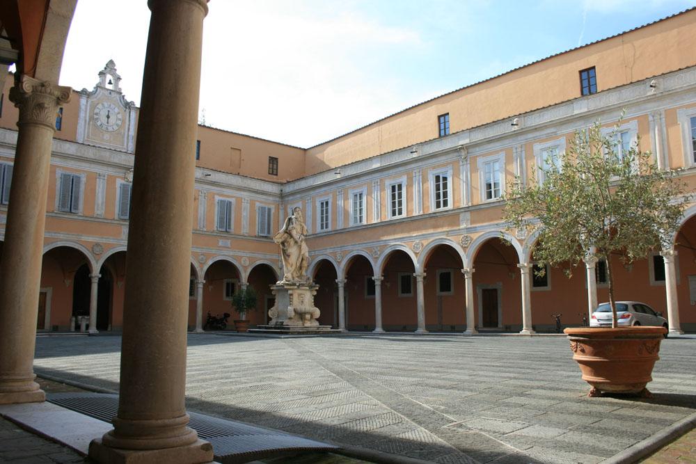 Архиепископский дворец Пизы