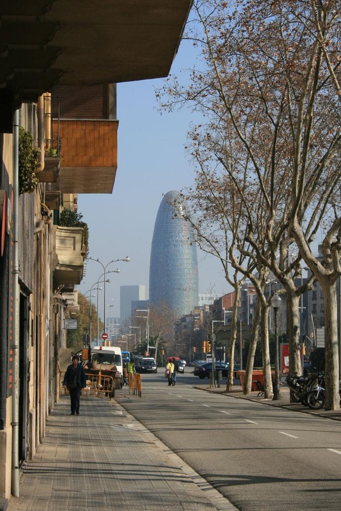 Барселона. Башня Акбар